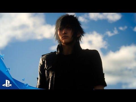 Final Fantasy XV - E3 2016 Trailer   PS4, PS VR