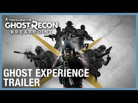 Tom Clancy's Ghost Recon Breakpoint: Ghost Experience Trailer | Ubisoft [NA]