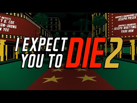 I Expect You To Die 2   Opening Credits