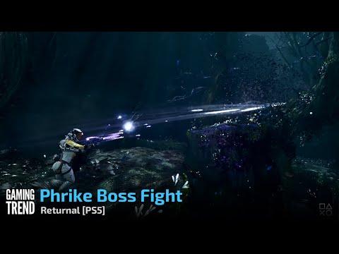 Returnal - Phrike Boss Fight - PS5 [Gaming Trend]