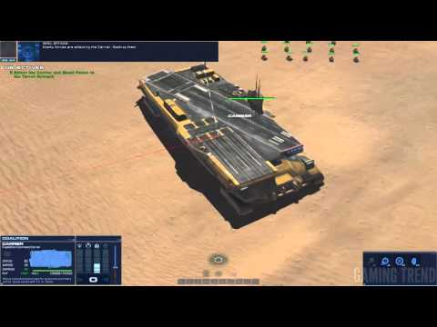 Homeworld: Deserts of Kharak - Tutorial Mission [Gaming Trend]