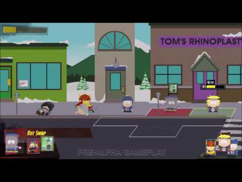 South Park: The Fractured But Whole - Hands-On Pre-alpha Gameplay #2 [Gaming Trend]