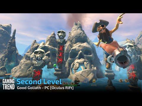 Good Goliath - Second Level - PC - Oculus Rift [Gaming Trend]