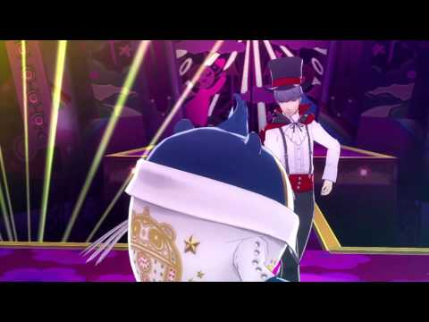 Persona 4: Dancing All Night E3 Trailer