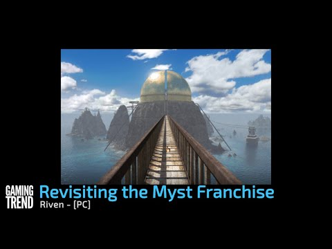 Revisiting the Myst franchise - Riven gameplay - PC [Gaming Trend]