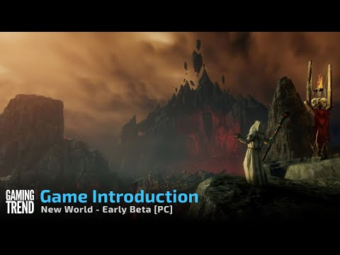 New World Introduction - PC [Gaming Trend]