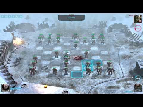 Warhammer 40k: Regicide Preview [Gaming Trend]