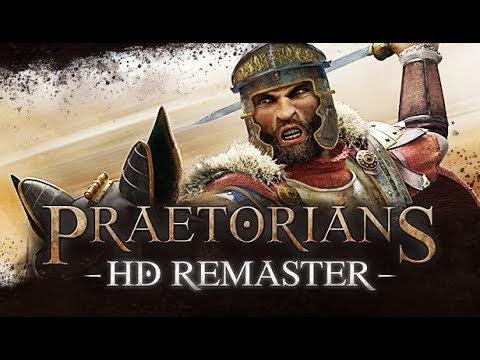 Praetorians - HD Remaster - Gamescom Trailer (US)