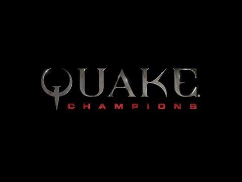 Quake Champions: E3 2016 Reveal Trailer