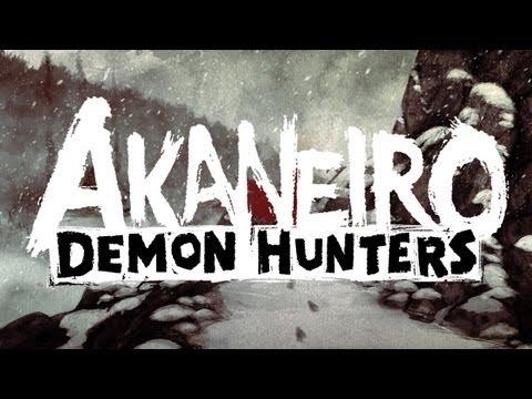 Official Akaneiro: Demon Hunters Kickstarter Trailer