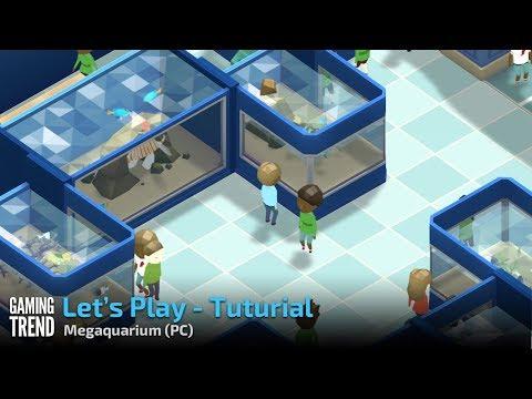 Megaquarium - Let's Play Tutorial - PC - [Gaming Trend]