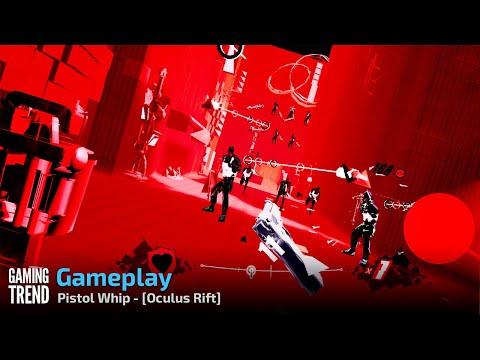 Pistol Whip - Gameplay - Oculus Rift - 2080Ti [Gaming Trend]