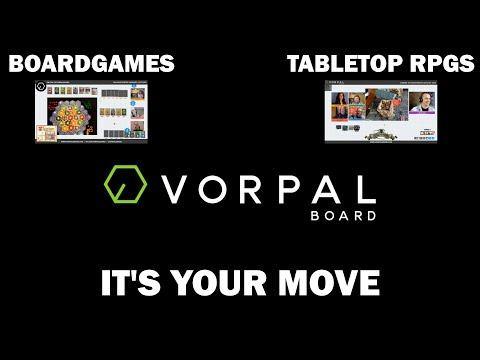 Vorpal Board Game Compilation