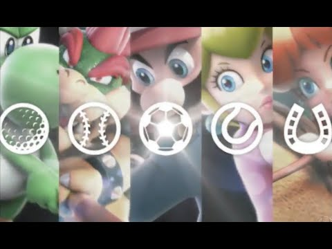 Mario Sports Superstars for 3DS Announcement