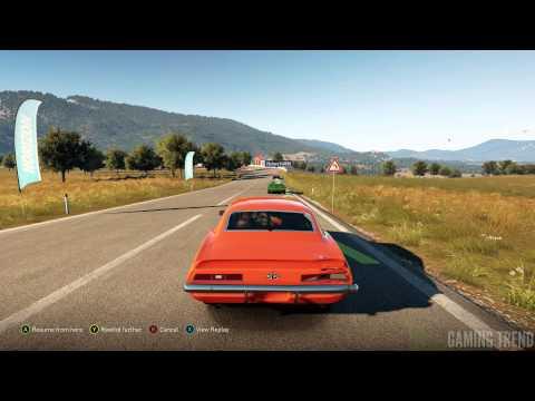 Forza Horizon 2 - Castaletto - American Muscle - Sprint Race #2