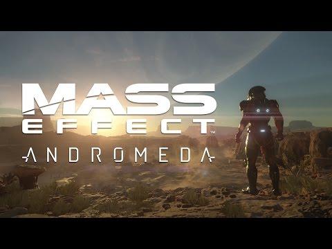 MASS EFFECT™: ANDROMEDA Official E3 2015 Announce Trailer