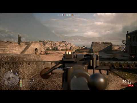 Battlefield 1 - War PIgeons Gameplay on Empire's Edge [Gaming Trend]