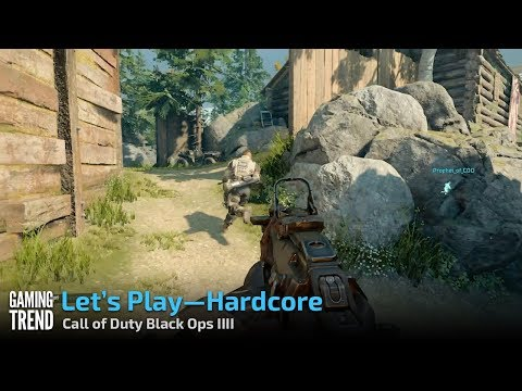 Black Ops 4 - Let's Play Hardcore (Multiplayer)