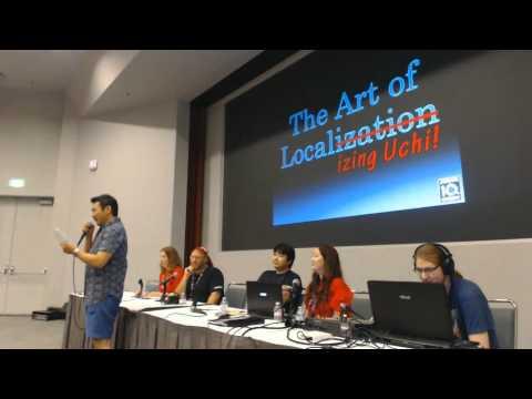 Zero Escape 3 announcement - Anime Expo 2015 @ Aksys' Panel