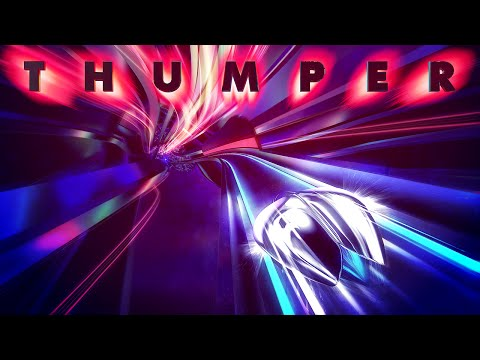 Thumper - Rhythm Hell Gameplay Trailer | PS4 PSVR STEAM