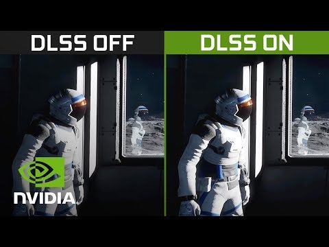 Deliver Us The Moon | NVIDIA DLSS Performance & Image Quality Boost
