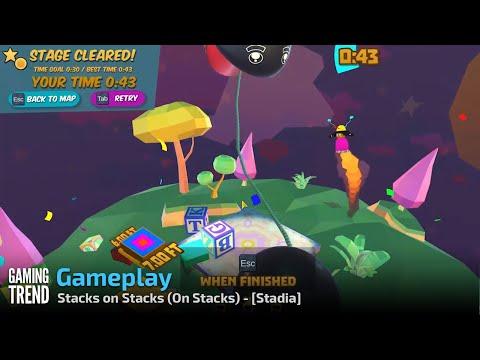 Stacks on Stacks (On Stacks) - New Game - Stadia [Gaming Trend]