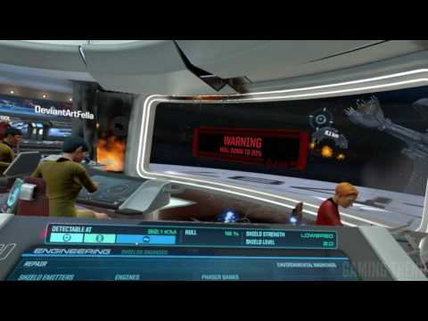 Star Trek Bridge Crew - Ongoing Voyage failure [Gaming Trend]