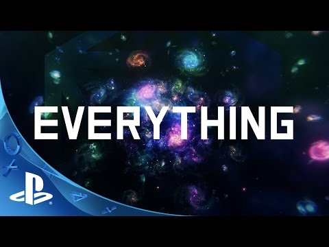 EVERYTHING - Announcement Trailer | PS4