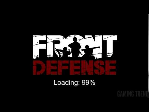Front Defense - Second Level - HTC Vive [Gaming Trend]