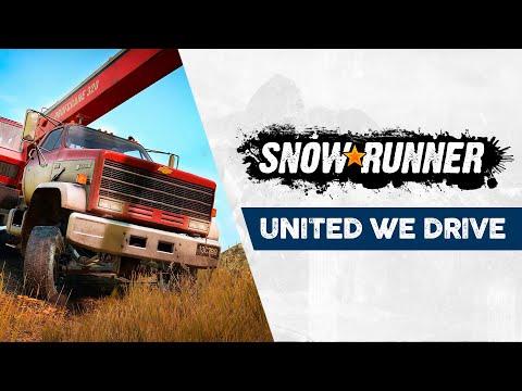 SnowRunner - United We Drive Trailer