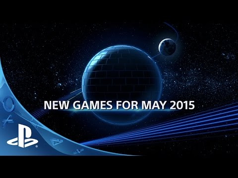 PlayStation Now Subscription - New Games for May 2015