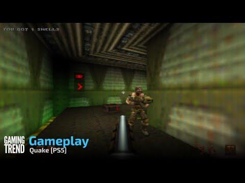 Quake Gameplay - PS5 [Gaming Trend]