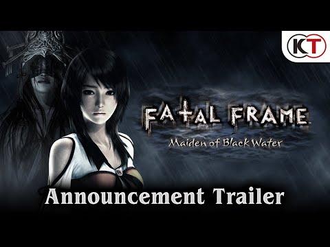 FATAL FRAME: Maiden of Black Water - Announcement Trailer