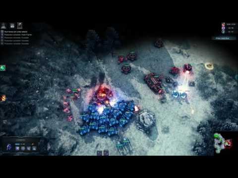 Meridian Squad 22 Gameplay Cut #2 Higher Bit Rate
