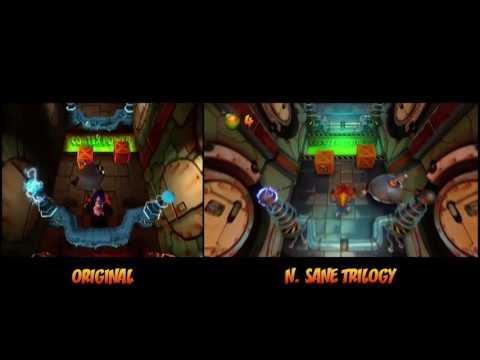 Cortex Power Transformation   Crash Bandicoot N. Sane Trilogy