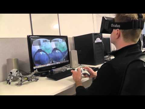 Strike Suit Zero and The Oculus Rift