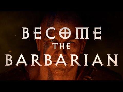 Diablo® II: Resurrected™   Barbarian Class Trailer