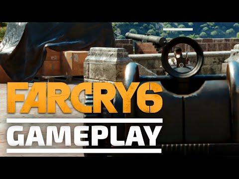 Far Cry 6 Gameplay - Stealing depleted uranium [4K60 Xbox Series X]