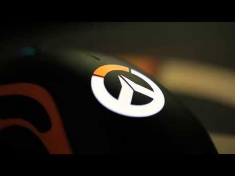 Official Overwatch Razer hardware Powered by Razer™ Chroma