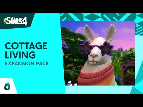 The Sims 4 Cottage Living: Official Gameplay Trailer
