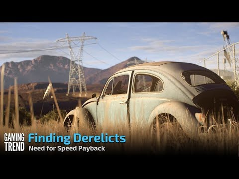 Need for Speed Payback - Finding Derelicts [Gaming Trend]