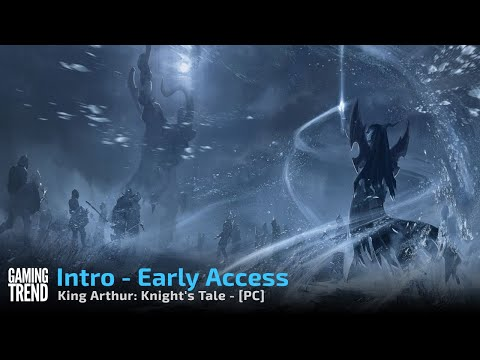 King Arthur Knight's Tale - Early Access Intro on PC [Gaming Trend]