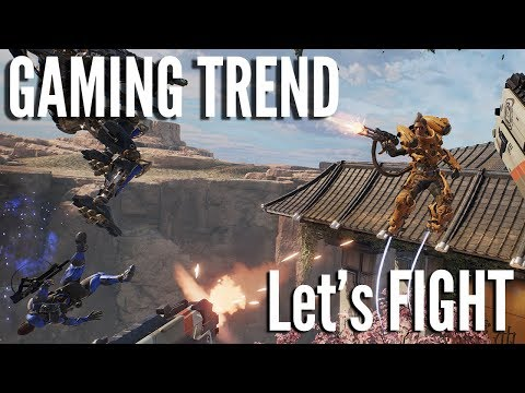 LawBreakers Let's Play Occupy PS4 Gaming Trend