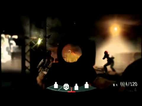 Medal of Honor Warfighter Live Demo E3