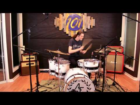"""Sonic the Hedgehog - """"Green Hill Zone"""" - Drum Cover"""