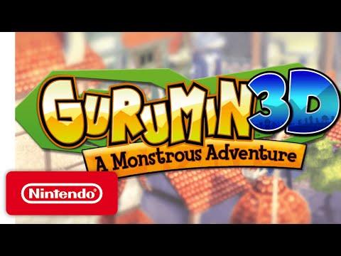 Gurumin 3D: A Monstrous Adventure - Game Trailer