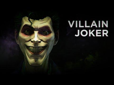 The Joker is Born   VILLAIN   Batman: The Enemy Within