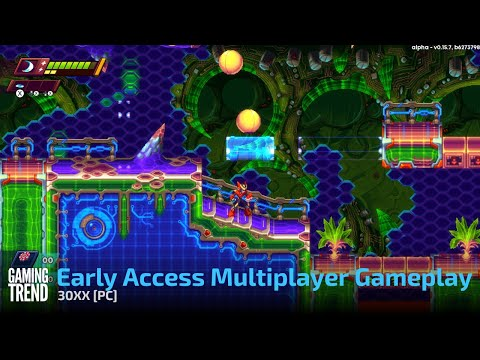 30XX Early Access Multiplayer Gameplay - PC [Gaming Trend]