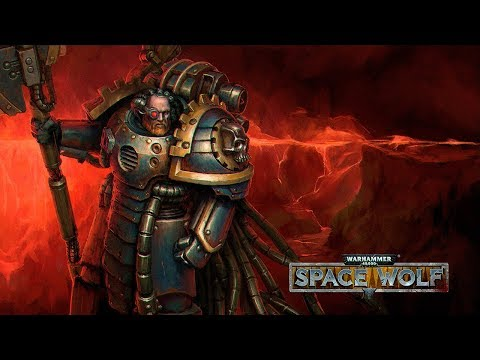Warhammer 40,000: Space Wolf - Nintendo Switch Official Trailer