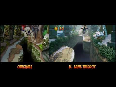 Un-Bearable Transformation   Crash Bandicoot N. Sane Trilogy